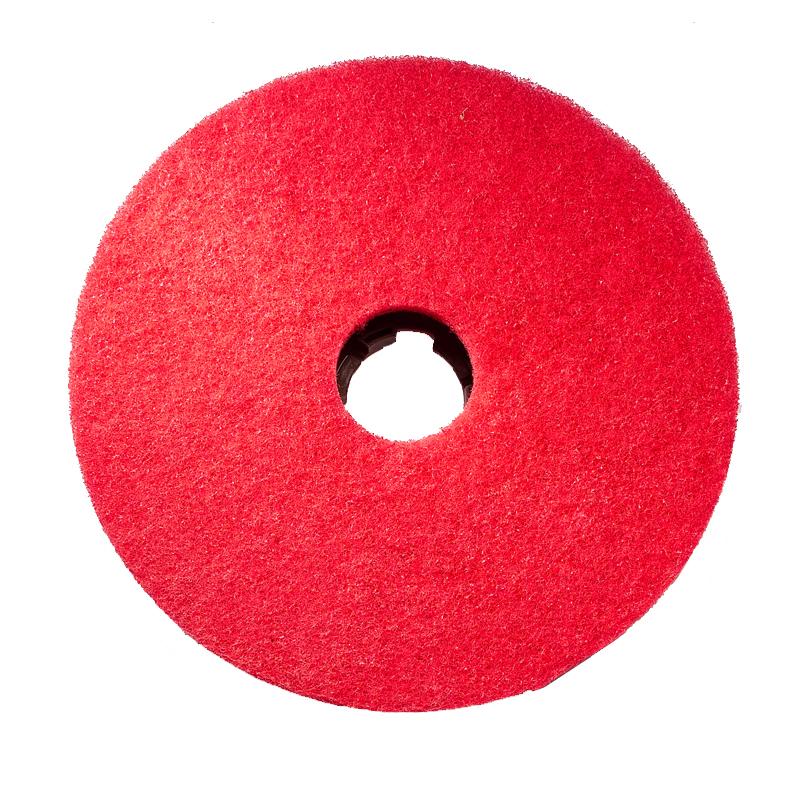 红色百洁垫