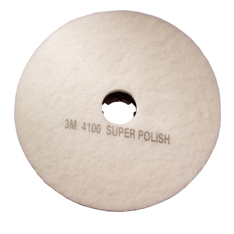 白色百洁垫