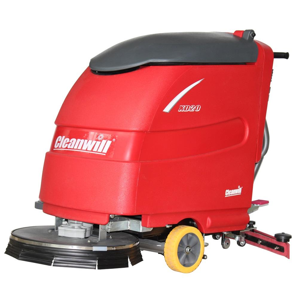 XD20全自動洗地機