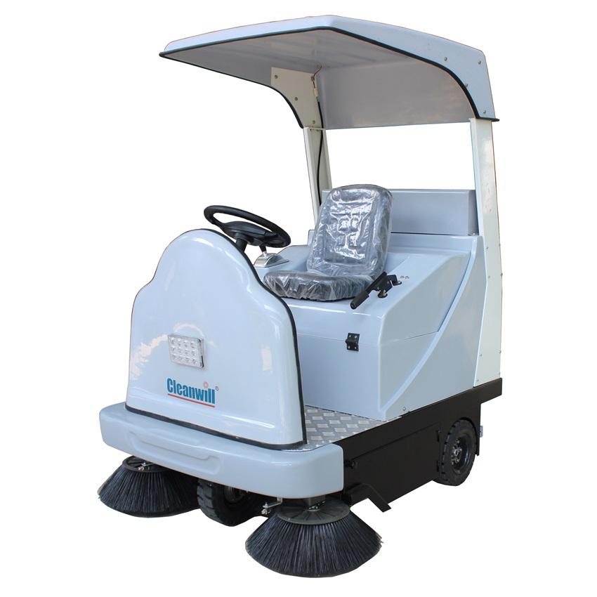 SD1400驾驶式扫地机