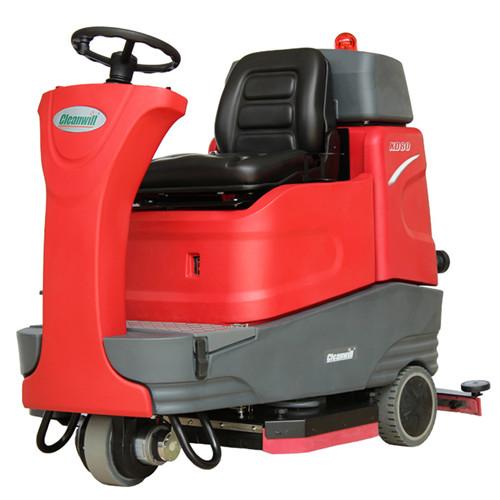 XD80駕駛式洗地機,洗地車