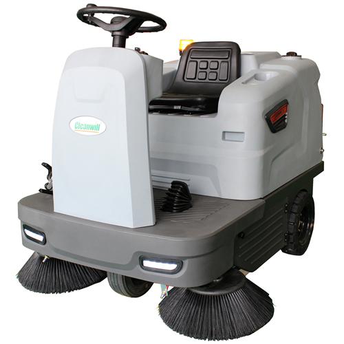 TANK 5駕駛式掃地機