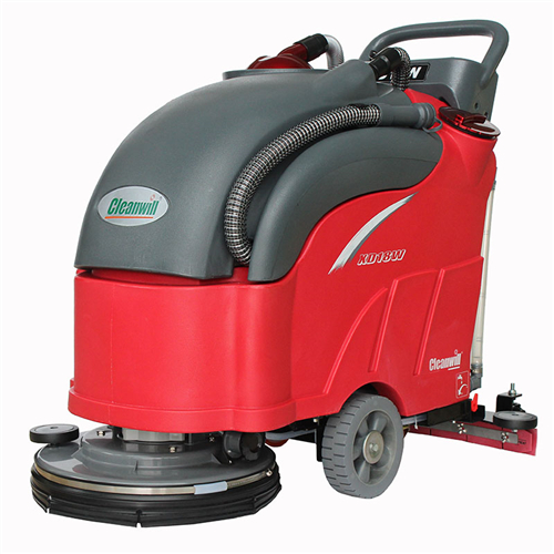 XD18W自动手推式洗地机
