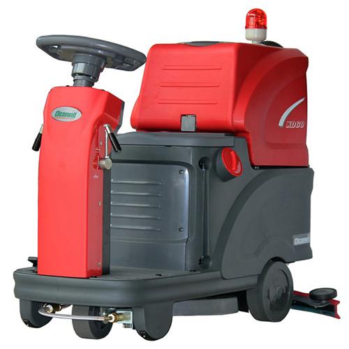 XD60小型驾驶式洗地机,洗地车