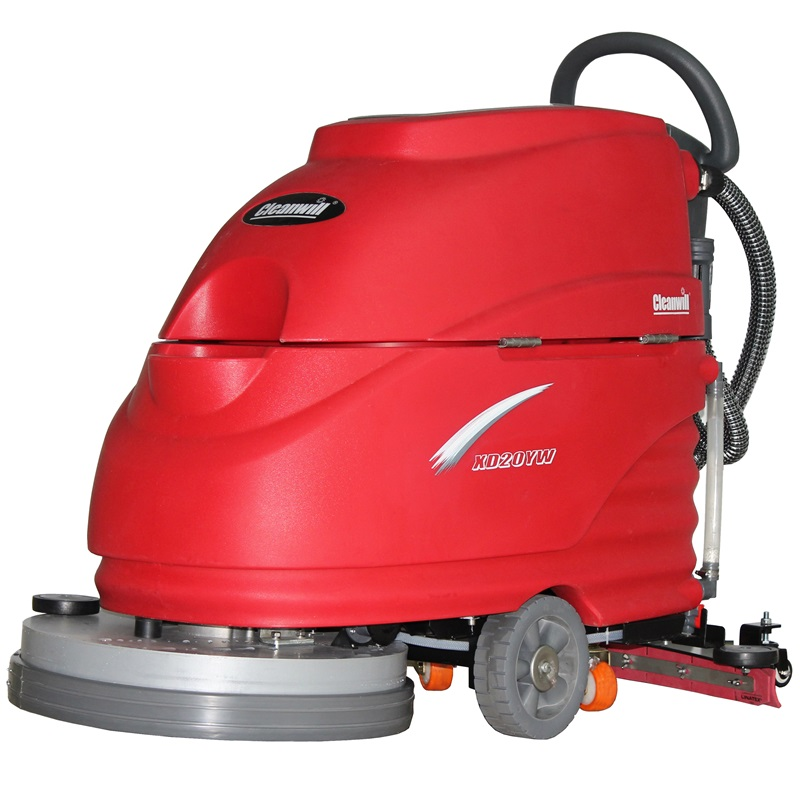 XD20YW自動手推式洗地機